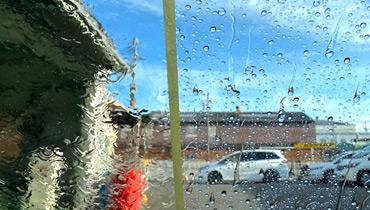 フロントガラス撥水